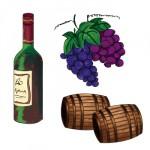 ワインイラスト1